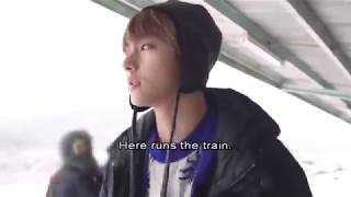 BTS memories 2017 spring day MV making film