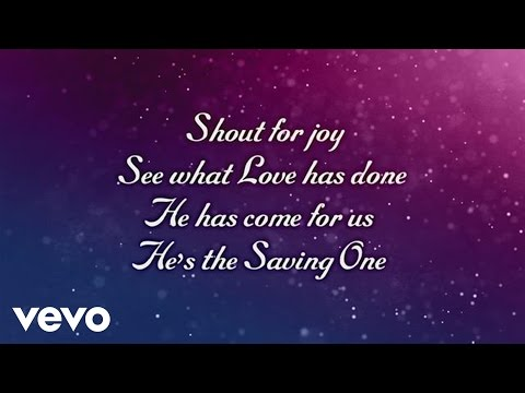 Shout For Joy - Youtube Lyric Video