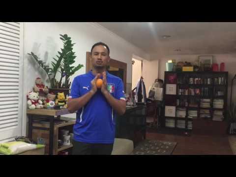 Latihan untuk tangan video yang menurunkan berat badan dan kaki