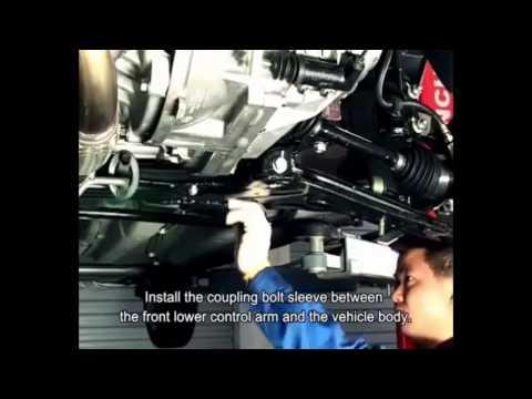 Как снять руль на чери амулет