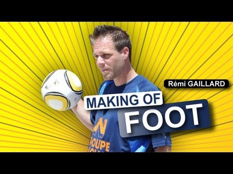 Rémi Gaillard - Making of Foot 2010