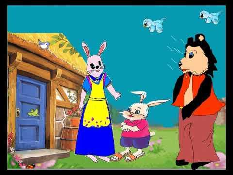 """Kể Chuyện """"Thỏ con không vâng lời"""""""