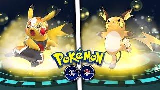 Raichu  - (Pokémon) - LA MEJOR EVOLUCIÓN DE PIKACHU Y RAICHU!! POKEMON GO