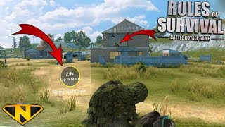 Epic Revive! (Rules of Survival: Battle Royale #57)