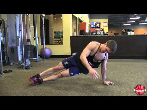 Comme diminuer les muscles sur le dos