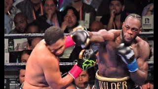 Deontay Wilder vs Dominic Breazeale Full Fight HD | Highlights 2019