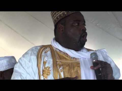 Sheikh jamiu - islamic religious program at Ajah Nigeria