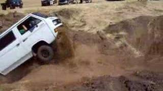 VW Syncro Van 4X4