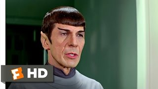 Star Trek: The Motion Picture (3/9) Movie CLIP - Spock Reports for Duty (1979) HD