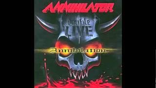Annihilator - Double Live Annihilation - 13 - Never, Neverland [LIVE]