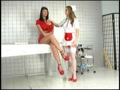 Summer Cummings visits Nurse Natali Demore