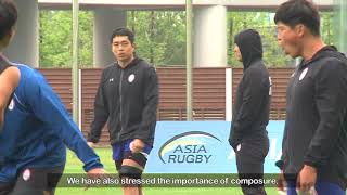 Korea V Malaysia #ARC2018 Week 4 Korea Captains Run