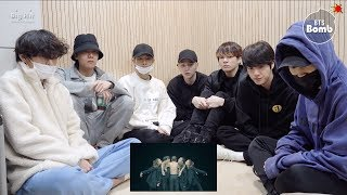 [BANGTAN BOMB] BTS \'Black Swan\' Art Film Reaction - BTS (방탄소년단)
