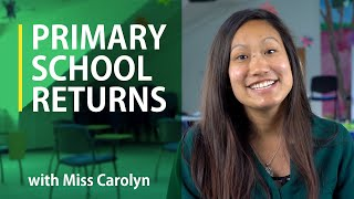 Primary School Returns