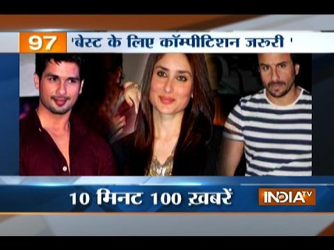 News 100   21st February, 2017 - India TV