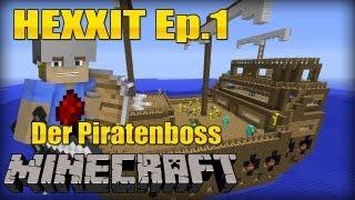 MEINE HEXXITRÜSTUNG Minecraft MAGE StadtBlau - Minecraft hexxit spielen