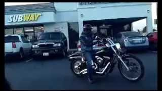 Quick Vid Riding to the Molochs MC and Marine MC Bike Night, Apr 2013