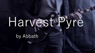 Abbath   Harvest Pyre (PlaythroughCover) Guitar HQ