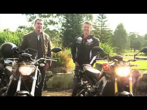 Bikelife - Bike Review - 2014 Yamaha MT 09