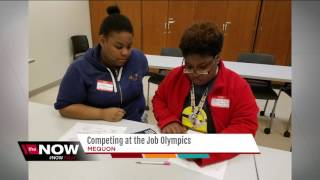 Students with special needs compete at MATC