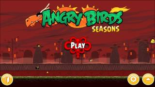 Year Of The Dragon Music [HQ] - Angry Birds Seasons PC Version
