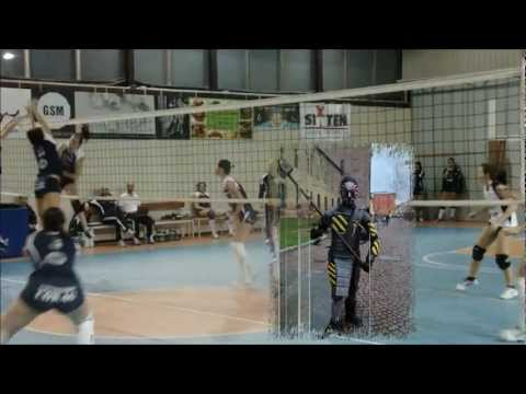 Preview video TEXCART CARPI MO vs PRIMEDIL COSTRUZIONI MEDA - CLAUDIA ROSSI