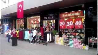 Магазин My Shop на улице 25 метров. Скидки!!! //Аланья, Турция.