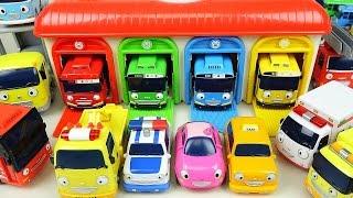 Tayo bus mini car toys - ToyPudding 꼬마버스 타요
