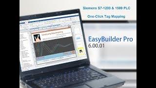 Numeric Scaling Demonstration using Weintek EasyBuilder Pro