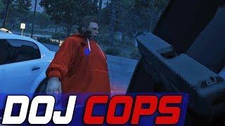 Dept. of Justice Cops #527 - Savage Car Jacker