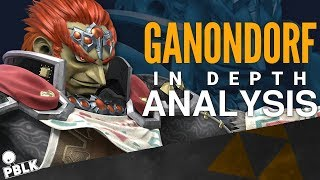 Super Smash Bros. Ultimate - Ganondorf Pre-Release Analysis (Buffs, Nerfs, Frame-Data, Aesthetics)