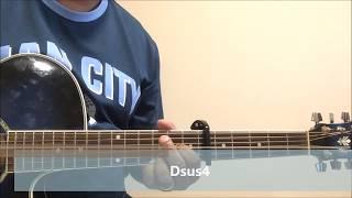 Gedai Jasto Jindagi - Guitar Lesson