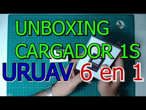 🔥🔥 Unboxing URUAV 6 en 1 vs HTRC X4 🔥🔥
