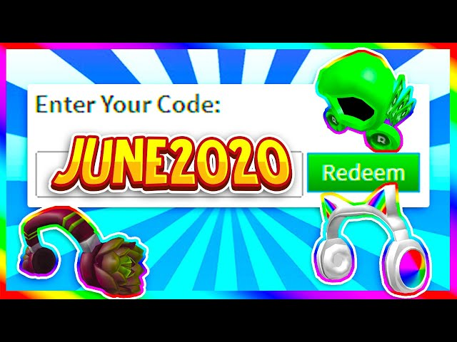 June 2020 New Working Roblox Promo Codes Youtube How To Get Free Redeem Code For Roblox