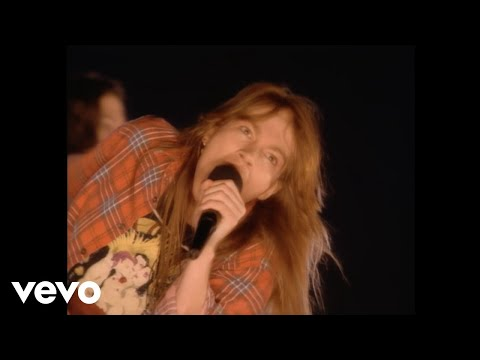 Guns N' Roses - Don't Cry video