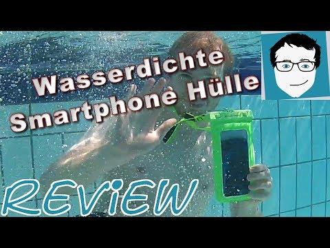 Wasserdichte Smartphone Hülle von Power Theory im Test | FinalTestMan