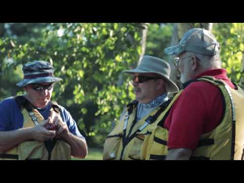Our Vets on the River program is Nationally recognized.