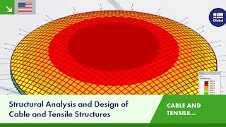 Structural Analysis and Design of Cable and Tensile Structures