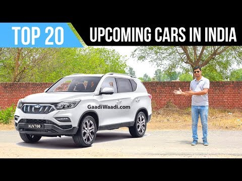 20 New Upcoming Cars In 2018 In India - GaadiWaadi.com