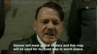 Hitler plans to bring world peace