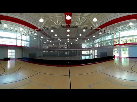 Fitness Center Courts