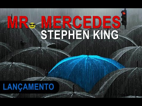 Mr.  Mercedes - Stephen King: Booktrailer (fan made) + Lançamento