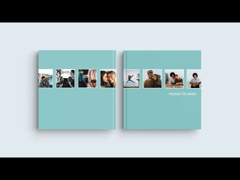 """Inspiration für das Coverdesign – """"Freunde für immer"""""""