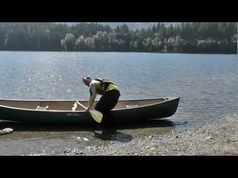 Old Town Rogue River 154 SS Flat Back Canoes