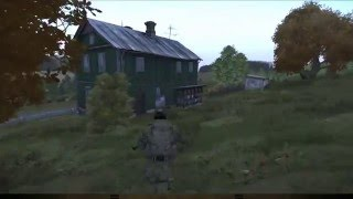 ArmA 3 - Desolation - Plane Crash Encounter