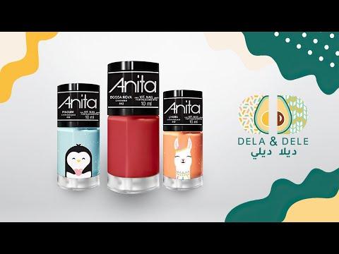 Anita Nails Polish 415  FRESH