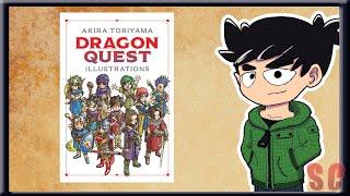 Dragon Quest Illustrations English Translation - Art Book Review - Akira Toriyama - VIZ Media