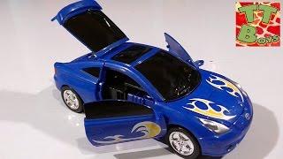 Роботы Трансформеры Автоботы. Распаковка игрушки от Игорька. Видео для детей. Toyota Celica