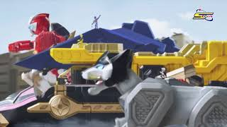 تشويق - بارو رنجر - نينجا ستيل - سبيس تون | Teaser - Power Rangers Ninja Steel - Spacetoon تحميل MP3