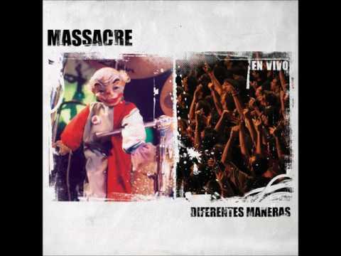 Massacre - El espejo (AUDIO)